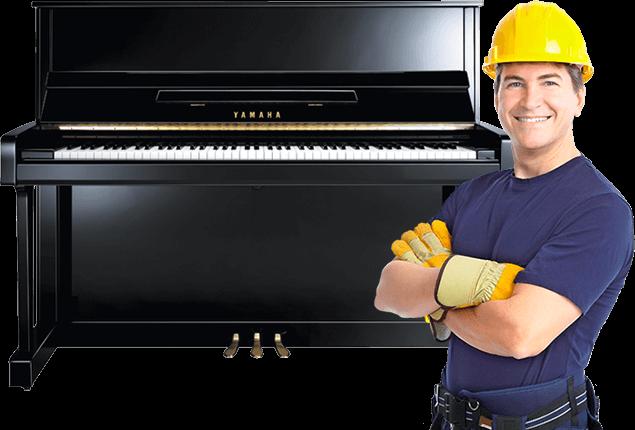 Транспортировка пианино или рояля