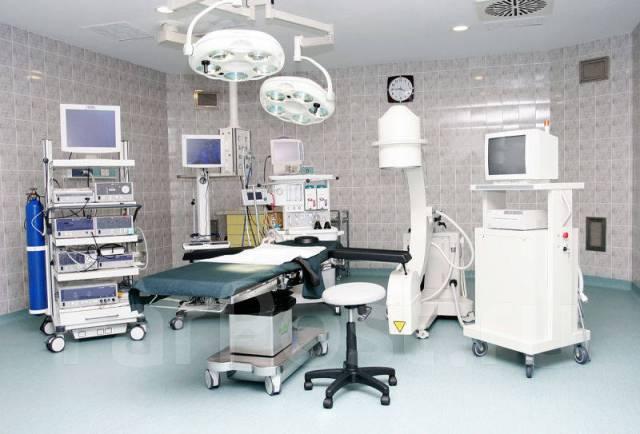 Перевозка медицинского оборудования