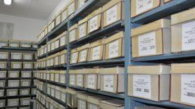 Перевозка архивов
