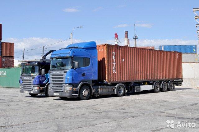 Заказать грузоперевозки до 20 тонн